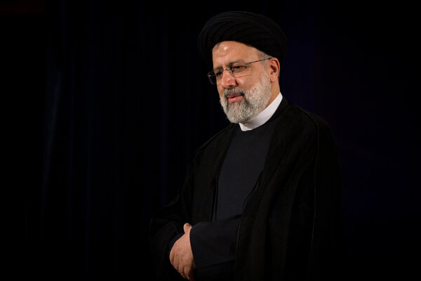 Ebrahim Raisi, the current judiciary chief, is expected to win the race.