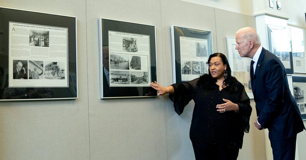Biden to Unveil Plan to Build Black Wealth During Tulsa Visit