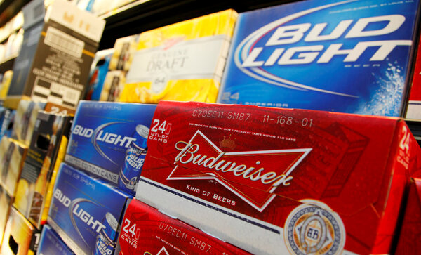Americans will be eligible for a free beer from Anheuser-Busch once the country's vaccination rate reaches 70 percent.
