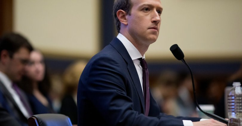 Facebook Plans to End Hands-Off Approach to Politicians' Posts