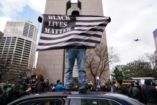 Seventeen chapters have broken away from the national Black Lives Matter organization, claiming that its leaders had failed to provide financial transparency or include the chapters in decision-making.