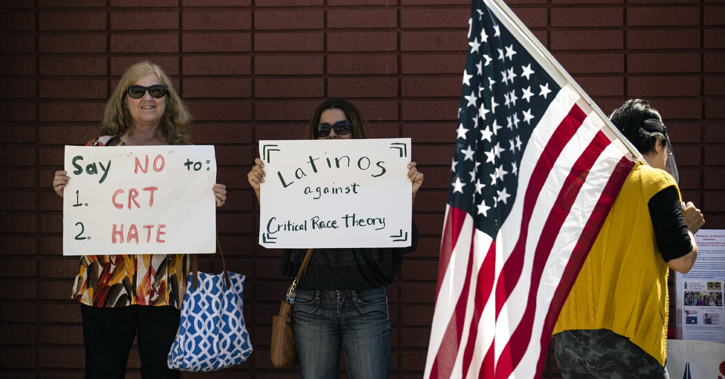 Opinion   Teaching Students About Racism in America