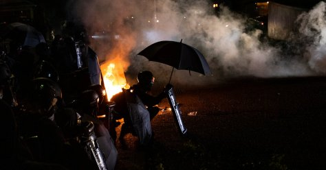 After a Year of Protests, Portland Is Ready to Move On. But Where?
