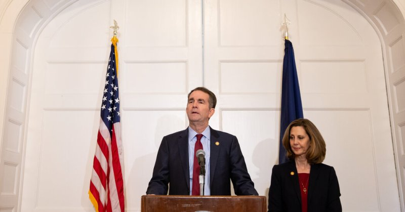 Ralph Northam Reflects on His Journey Back From the Edge