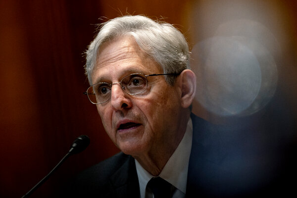 Attorney General Merrick B. Garlandhas said that protecting the right to vote is one of his top priorities as attorney general.