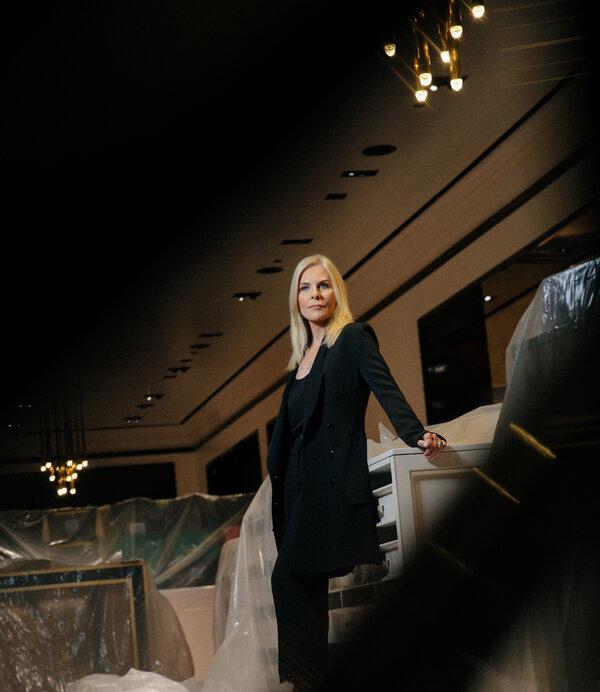 Martha Pease, directora de marketing de la empresa, jugó un papel decisivo en la formación de VS Collective.