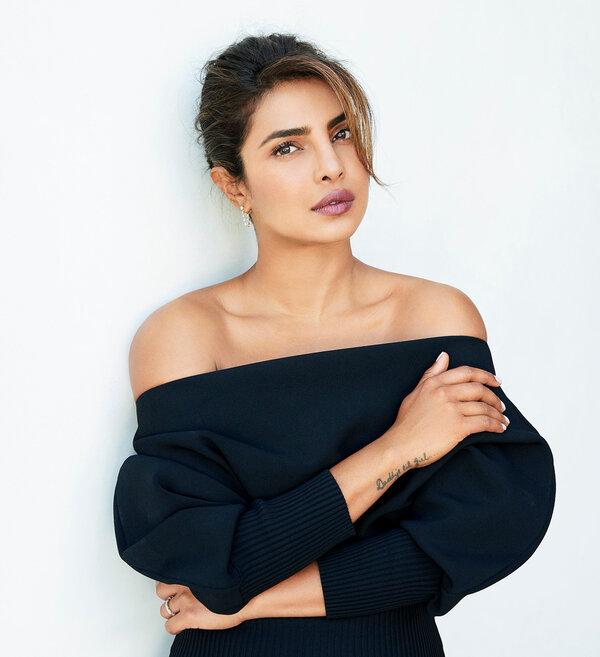 La actriz Priyanka Chopra Jonas es parte del cambio de marca.