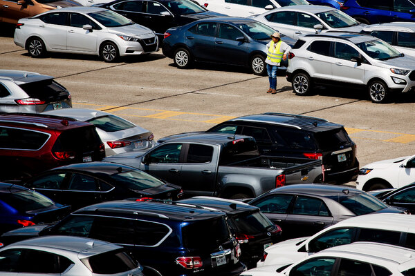 Rental car prices have skyrocketed as travel has resumed.