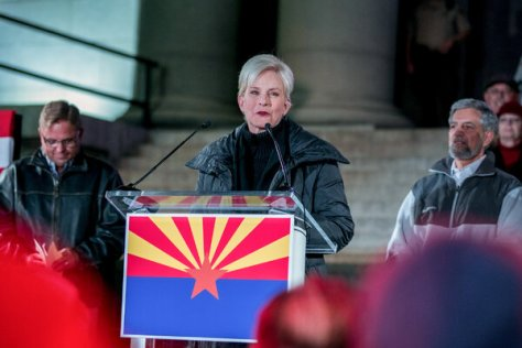 Cindy McCain, the widow of former Senator John McCain, endorsed Joseph R. Biden Jr. in the 2020 presidential election.