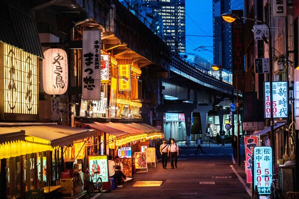 In Tokyo last week.The Olympic organizing committee had said that it was considering sales of alcohol during the Games, which are scheduled to begin in the Japanese capital on July 23.