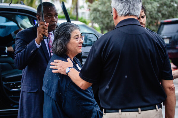 """""""We continue to work with local, state, & federal agencies as we respond to this tragedy and do everything we can to support the impacted families,"""" Mayor Daniella Levine Cava of Miami-Dade County wrote on twitter."""