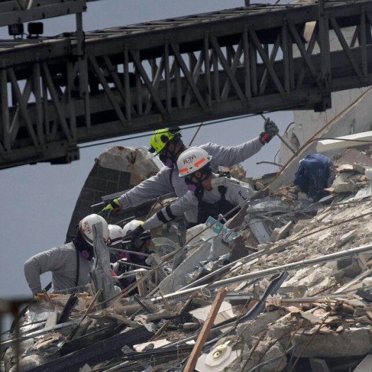 Miami Building Collapse Rescue Efforts Live Updates and News 4