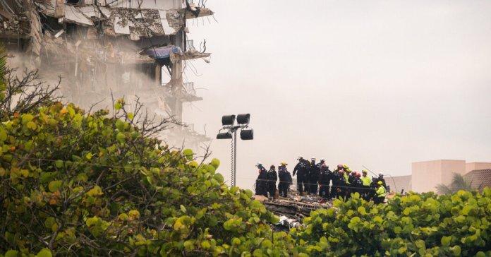 Frustration Mounts in Search for Survivors of Condo Collapse Near Miami