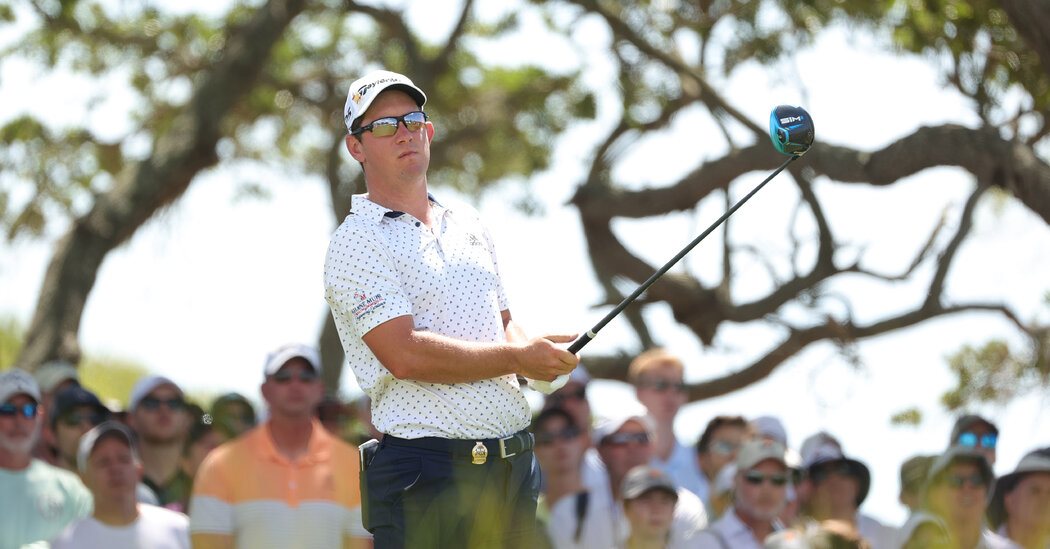 Even Pro Golfers Have Turned to Remote Learning