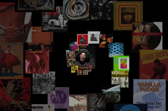 Before & After Funkadelic's 'Maggot Brain'