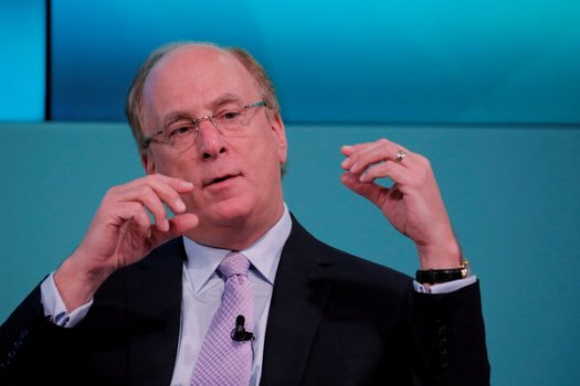 """Larry Fink of BlackRock said the World Bank and I.M.F. should """"rethink their roles."""""""