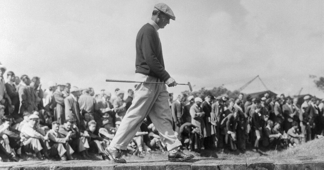 10 Memorable British Opens – The New York Times