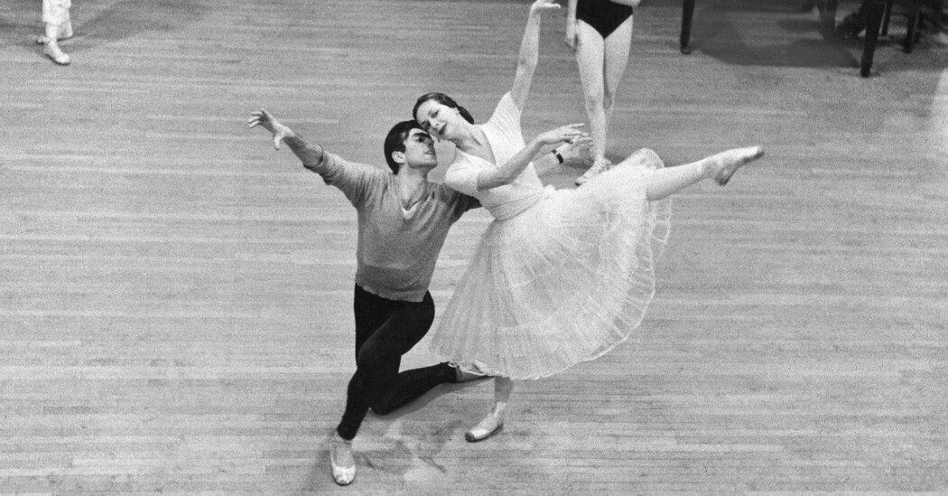 Oleg Briansky, Star Dancer Turned Star Teacher, Is Dead at 91