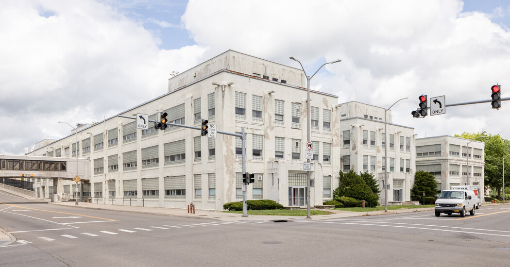 A Renewal for IBM Campuses Once Home to Punch Cards and Circuit Boards