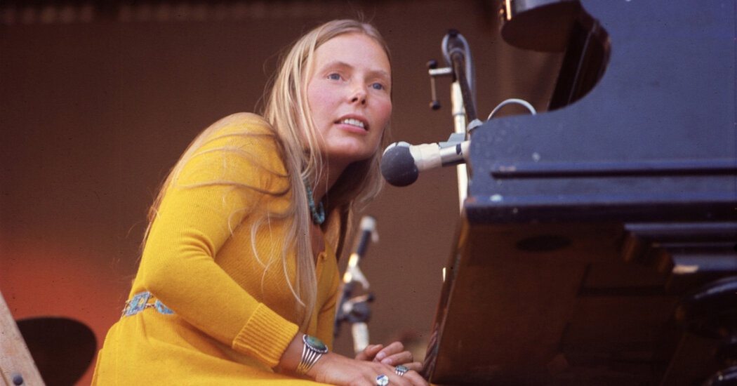 Kennedy Center Taps Joni Mitchell and Berry Gordy for Awards