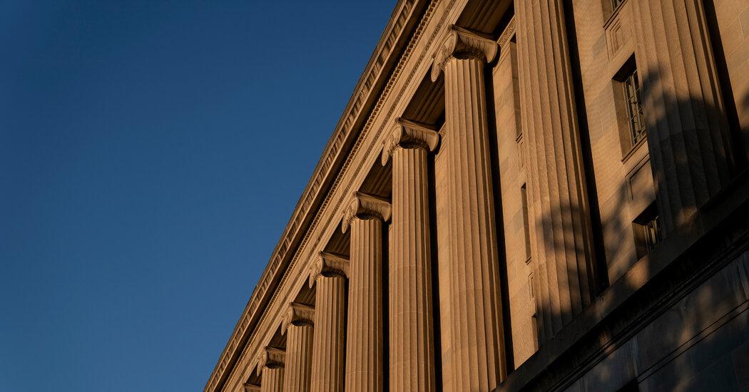 Biden's Antitrust Team Signals a Big Swing at Corporate Titans