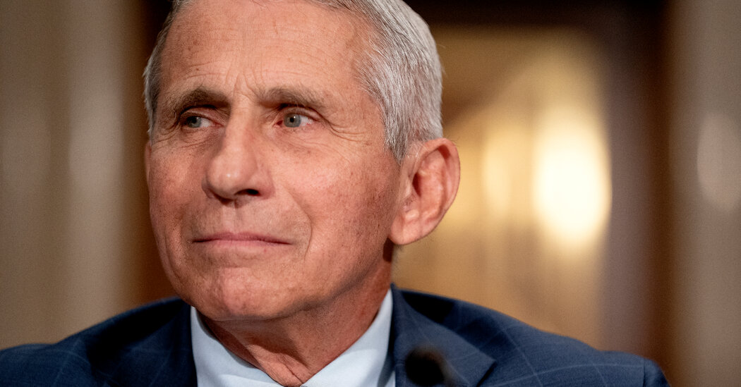 Fauci Sounds Alarm Over Low Covid Vaccination Rates