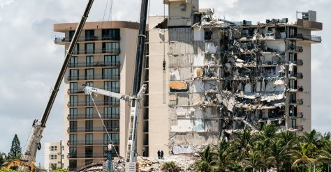 Possible Failure Point Emerges in Miami Building Collapse