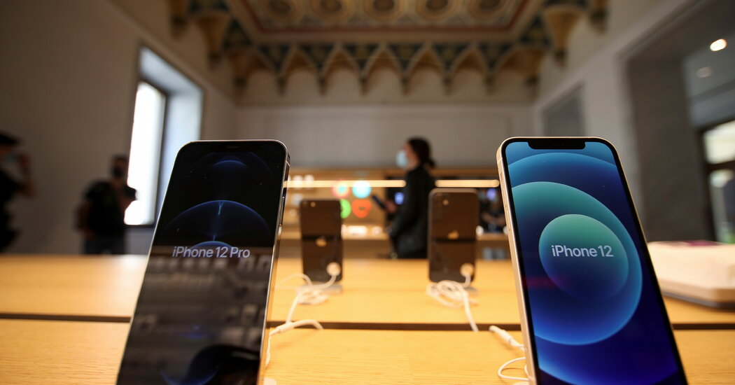 Apple's profits nearly doubled in the latest quarter.