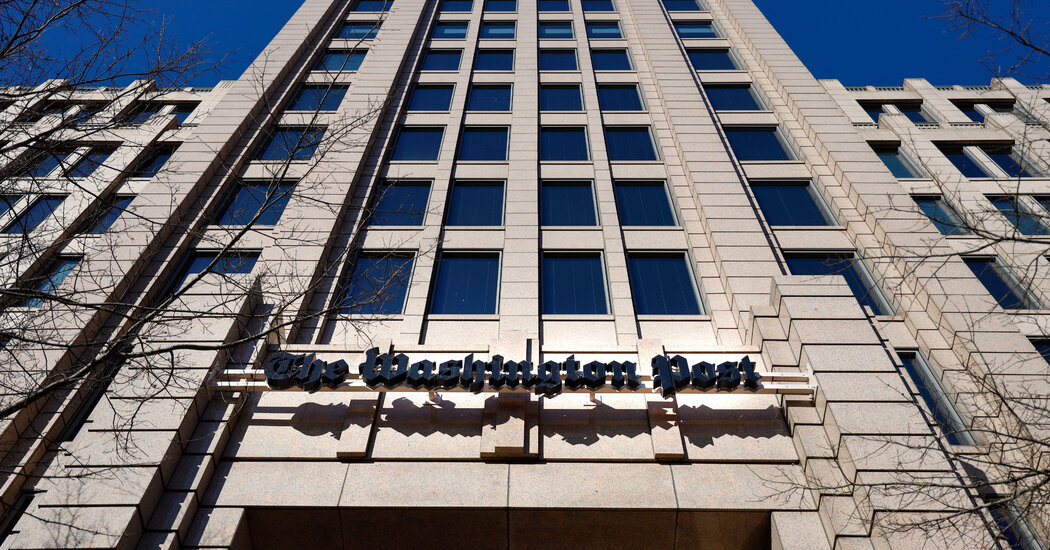 Washington Post to Require Employees to Be Vaccinated