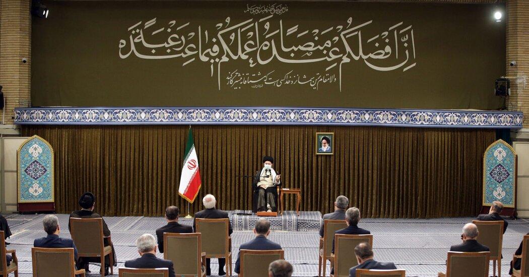Khamenei Adds to Doubts on Iran Nuclear Deal Talks