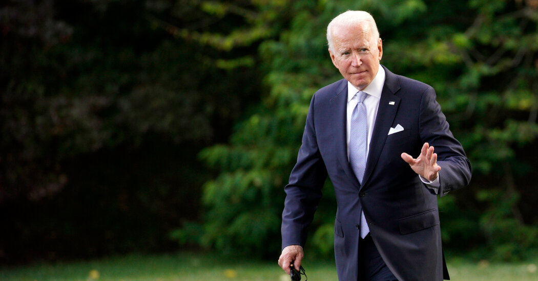 Biden Backs Democrats Advancing Immigration Changes Unilaterally