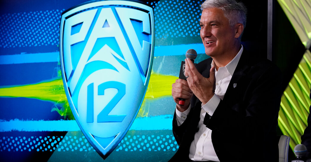 An Interview With New Pac 12 Commissioner George Kliavkoff