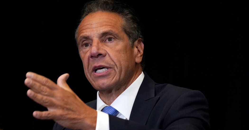 Cuomo Grilled for 11 Hours in Sexual Harassment Inquiry