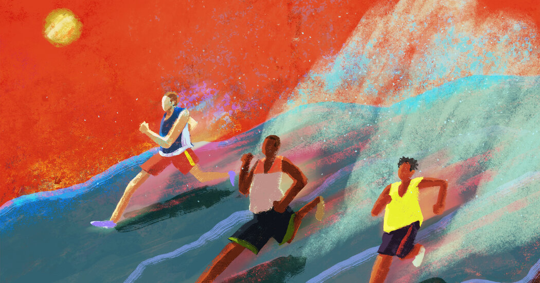 Why the Tokyo Heat May Help Olympic Sprinters