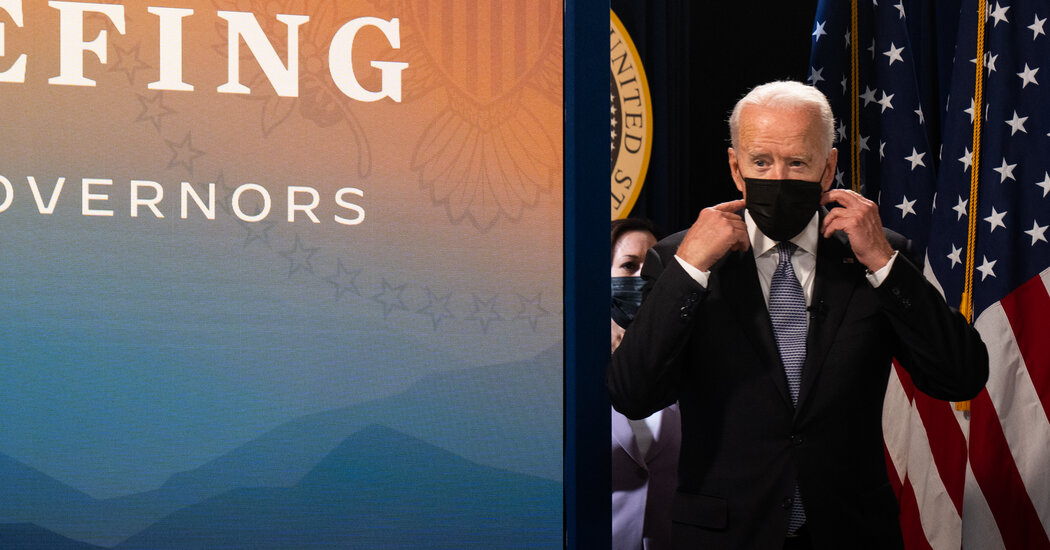 Biden, Republicans and the Pandemic Blame Game