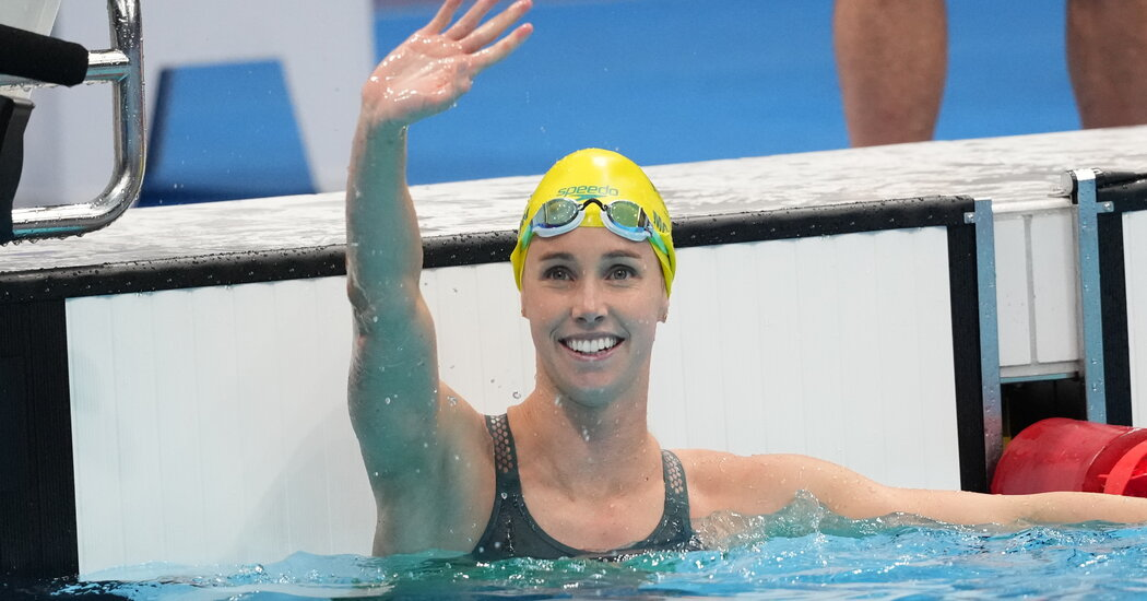 Who is the Most Decorated Olympic Swimmer in Tokyo? Emma McKeon of Australia.
