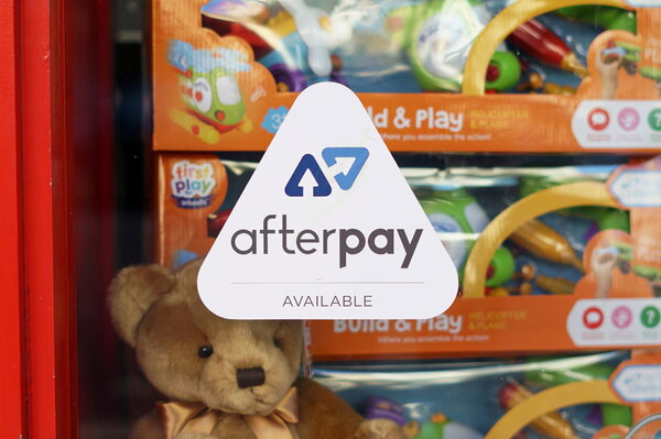 Afterpay allows users to stagger the cost of their purchases over interest-free installments.
