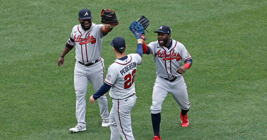With Trades, Atlanta Braves Strive to Catch Mets and Phillies