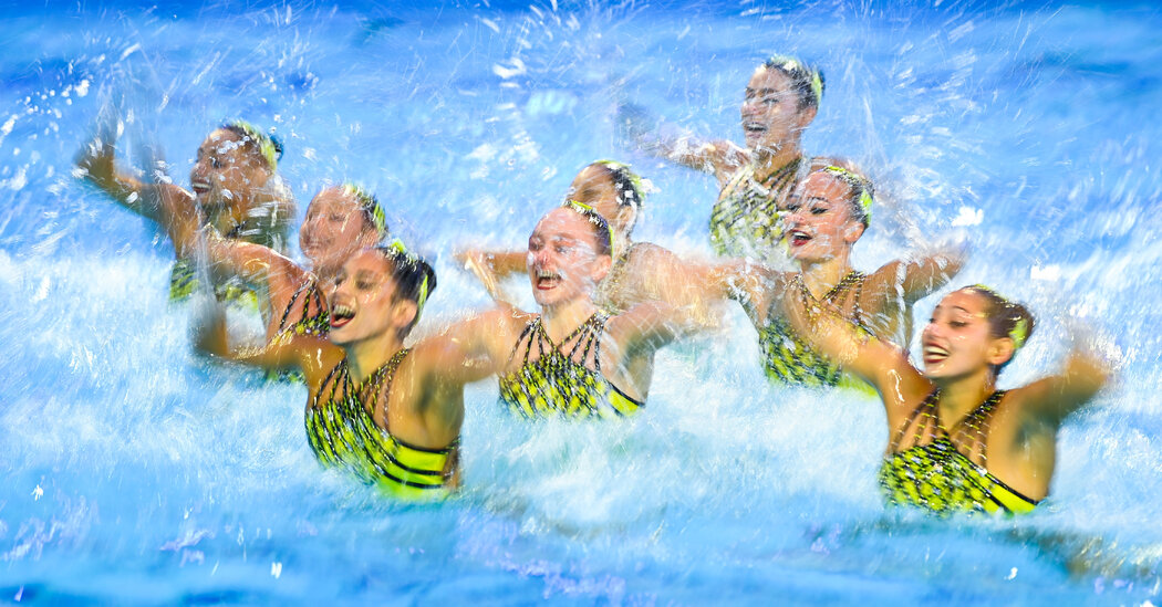 Synchronized Swimming Has a Concussion Problem