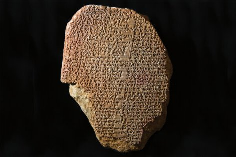 The best-known of Hobby Lobby's Iraqi holdings, a clay tablet roughly 3,500 years old with a fragment of an epic poem, is expected to be returned in a few weeks.