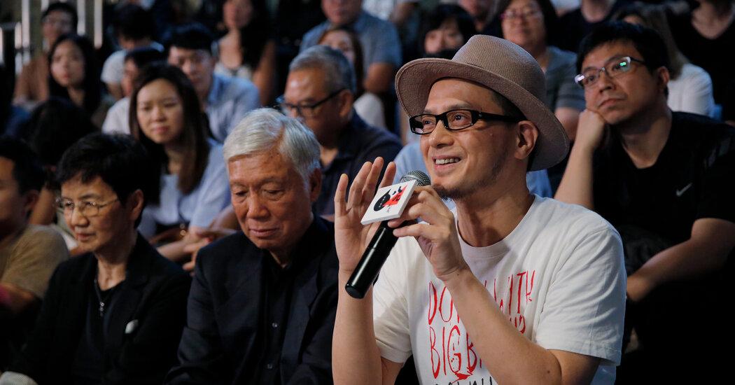 Hong Kong Arrests Anthony Wong Yiu-ming for Singing at Election Rally