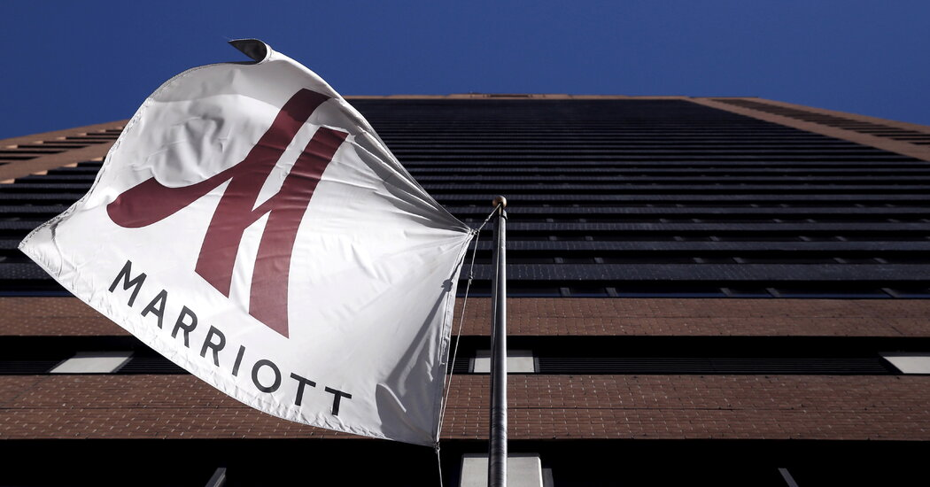 Marriott Reports Jump in Lodging Demand as Tourism Recovers