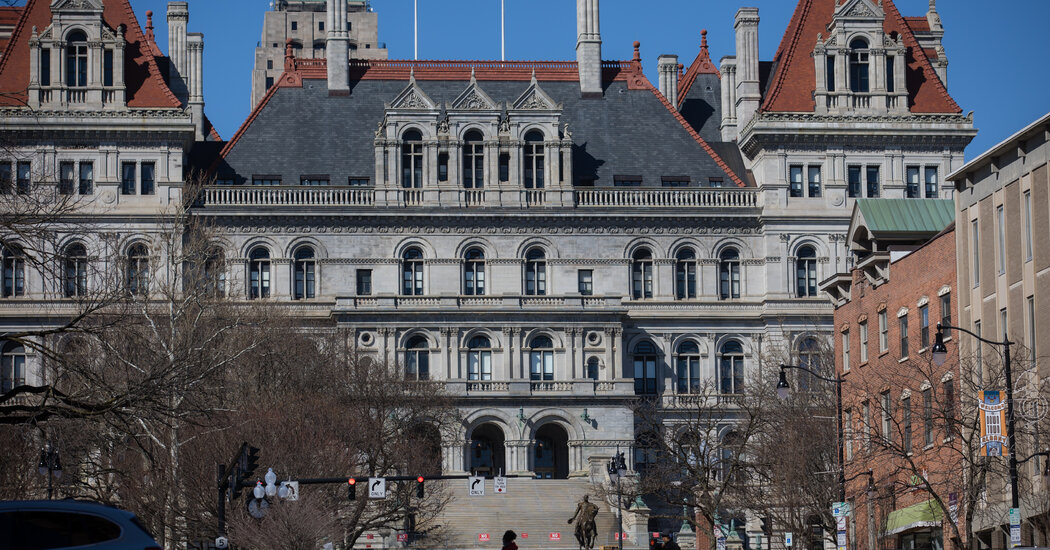 Report: State Trooper Assigned to Cuomo's Protective Detail Among Those Harassed