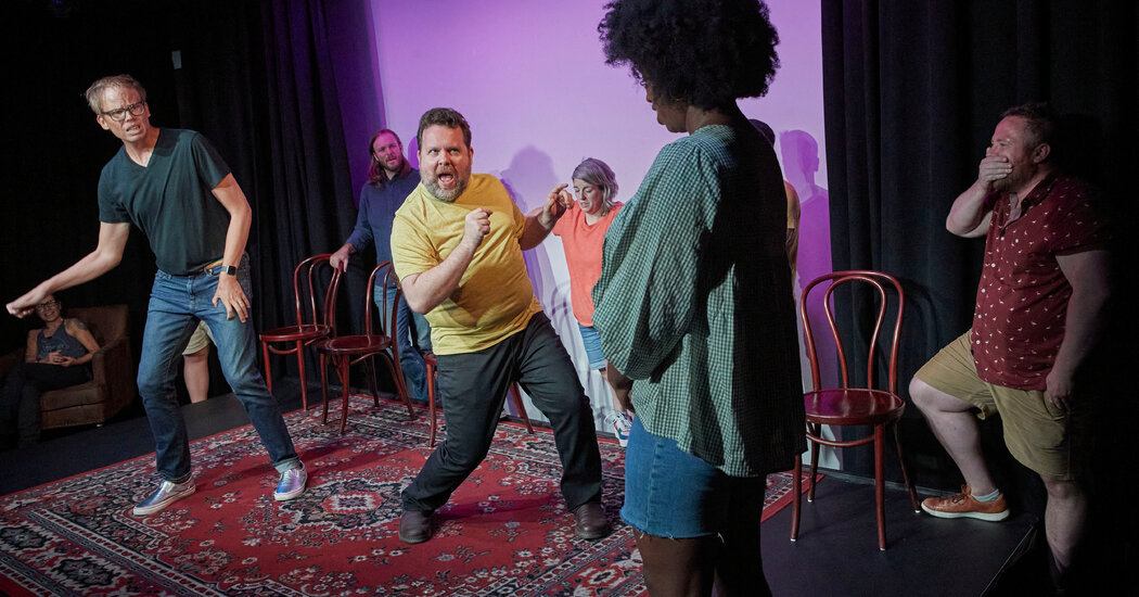 A New Improv Theater Tries to Be the Anti-U.C.B. Is That a Trap, Too?