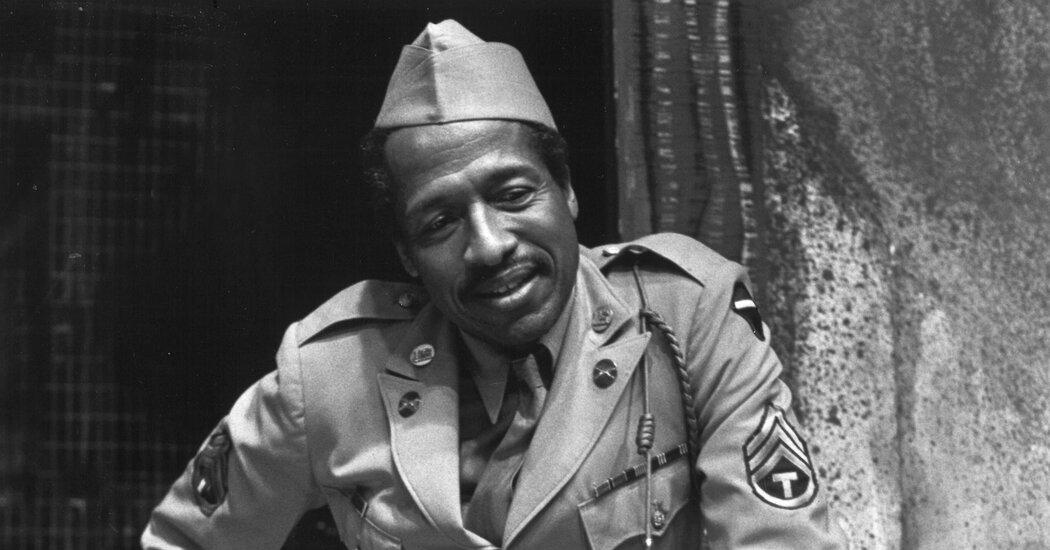 Arthur French, Negro Ensemble Company Pioneer, Dies at 89