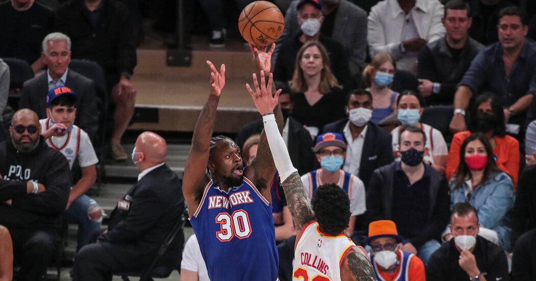 The Knicks May Not Be Dreaming Big Enough