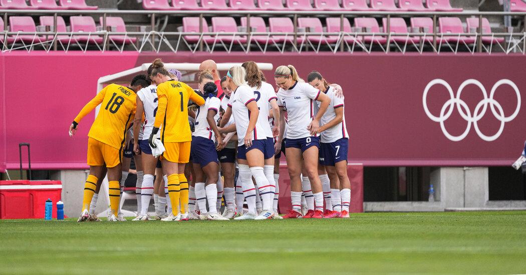 Olympics Day 13 Events: U.S. Basketball vs. Australia, U.S. Soccer Goes for Bronze
