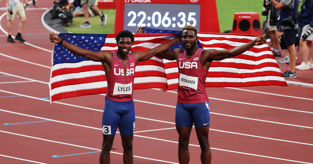 After Earning Bronze in 200 Meters, Noah Lyles Opens Up About Mental Health