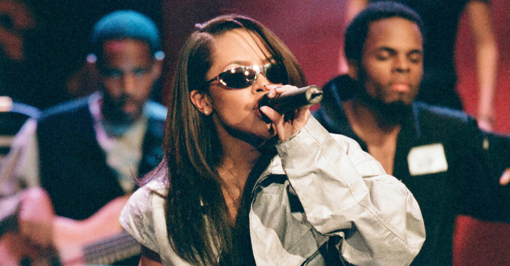 Aaliyah's Music Will Finally Be Streaming. What Took So Long?