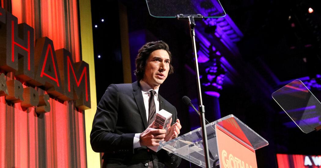 Gotham Awards Won't Define Acting Categories by Gender